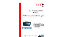 LabTech - EH Line - Hot Plates Brochure