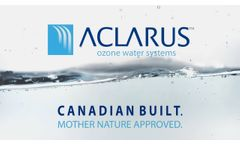 Aclarus Water System Technology and Company Intro (2015) - Video
