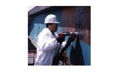 Dustless Lead Paint Removal & Nuclear Decon Tools for Lead Paint Removal