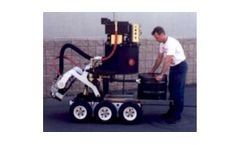 Pentek MOOSE - Scabbling Robot