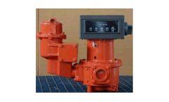 Numak - Gravity Low-Pressure Litre Counters for Petrol, Diesel and Kerosene