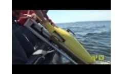 Seaglider -- Autonomous Underwater Vehicle Video