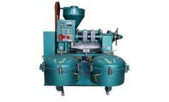 Walnut Oil Press Machine