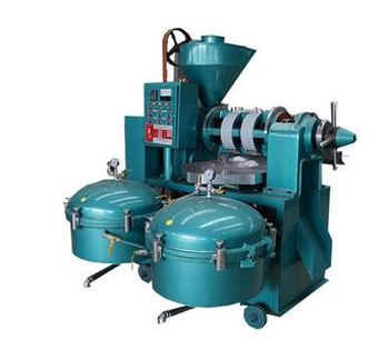 Model YZLXQ10(95) - Automatic Temperature Control Precision Filtration Combined Oil Press