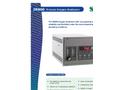 Oxygen Analyzer ZR800 Brochure