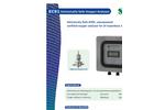 Intrinsically Safe Oxygen Analyzer EC91 Brochure