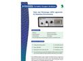 Portable Intrinsically Safe Portable Oxygen Analyzer EC92DIS Brochure