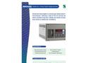 MM400 Moisture Analyzer Brochure