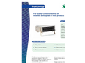 Portamap Portable Oxygen and Carbon Dioxide Headspace Analyzer Brochure