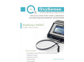 OxySense 5250i Oxygen Analyzer - Brochure