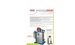 Garioni Naval - GMT/HP - Water Tube Boilers - Brochure