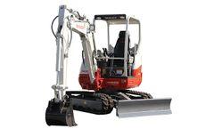 Model TB235-2 - Compact Excavator