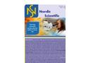 Nordic - Laboratory Incubators  Brochure