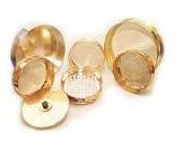 Nordic - Brass Frame Sieves