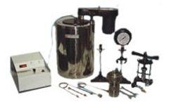 Nordic - Bomb Calorimeter Apparatus