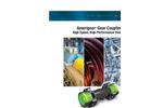 Amerigear - Gear Couplings Brochure