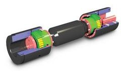 Amerigear - Model SM Series - Milling Spindles