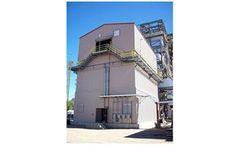 Sixty Five Megawatt Utility Power Boiler Baghouse