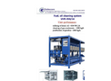 Fuel/oil cleaning system product details