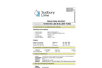 Lime Slurry - Material Safety Data Sheet
