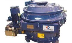 FD Petrol - Model SGL series - Vertical Cuttings Dryer