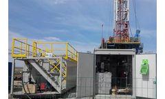 FD Petrol - Dewatering Unit