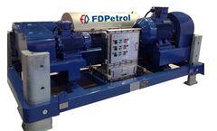 FD Petrol - Decanter Centrifuge