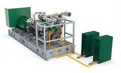 Bowman - Model ETC 600 - Electric Turbo Compounding Generator