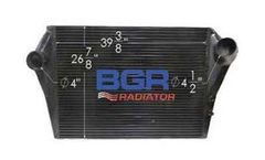 BGR - Model LTL 8000, 9000, Aeromax - Ford Charge Air Coolers