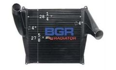 BGR - Model T600, T800, C500, W900 - Kenworth Charge-Air-Coolers