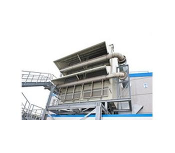 Intake Systems for Gas Turbine and Compressor Stations