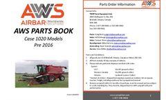 AWS - Prototype Belt Drive Fan Airbar System  Brochure