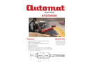 Automatic - Model ATG10000 - High Volume Roller Mills - Datasheet