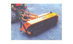 Model YB244 - 4` Walk Behind Broom