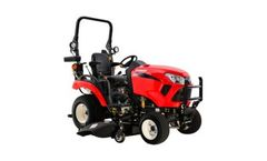 Yanmar - Model SA 221  - Open Platform Tractor with Rops