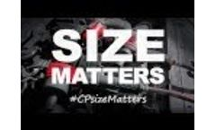 Discover the #CPSizeMATTERS range today! Video