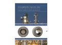 SD - Single-Disc Wafer Check Valves Datasheet