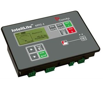 InteliLite - Model NT MRS 4 - Single Generator Non-Paralleling Systems