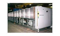 CR - Air-Cooled Process Chillers