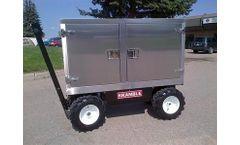 Kramble - Motorized Maintenance Cart
