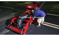 Brown Products Blower-Vac - Video