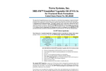 SRS™  Specifications-FracturedRock