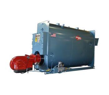 Arrowhead 3-Pass Wetback Firebox Boiler