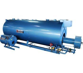 Apache - 2-Pass Dryback Firetube Boiler