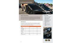 RockHound - Model 72B - Landscape Rake- Brochure
