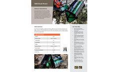 Brushhound - Model 30EX - Excavator Flail Mower - Brochure