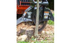 Stumper - Model 240 - Mid Size Grinder