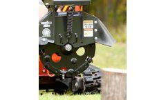 Stumper - Model 220 - Stump grinding  Stumper