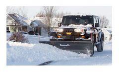 SnowEx - Snow Plows Light Truck