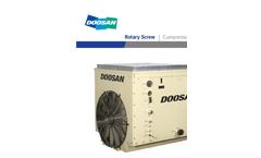 Doosan - HP185CMH - Drill Compressor Module Datasheet
